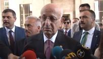 İSMAIL KAHRAMAN - 'Demokrasi Ve Cumhuriyetle Güçlenerek Daha İyi Noktalara Gideceğiz'