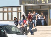 (Düzeltme) Eskort Operasyonunda 8 Şahıs Tutuklandı