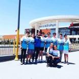 Emet'te 9 Öğrenci Spor Lisesini Kazandı