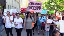 İSTISMAR - Eskişehir'de, Çocuk İstismarına Yönelik Tepki Yürüyüşü