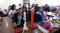 KASTAMONU ÜNIVERSITESI - 'Geleceğin Mühendisleri'ne Robot Yapımı Eğitimi