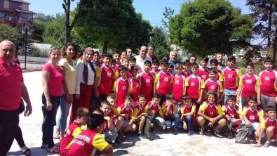 Gülüç Belediyespor Yaz Futbol Okulu Açıldı