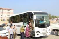 OTOBÜS SEFERLERİ - İskenderun Belediyesi'nden Hastaneye Ücretsiz Ulaşım Hizmeti