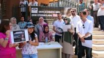 EĞİTİM DERNEĞİ - İstanbul'da Çocuk İstismarına Tepki