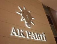 İşte AK Parti'nin TBMM başkan adayı