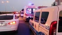 MEHMET AKGÜN - İzmir'de Motosiklet Kazası Açıklaması 1 Ölü, 1 Yaralı