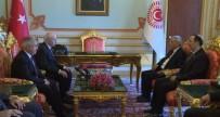 İSMAIL KAHRAMAN - Kahraman, Meclis Başkanlığı Görevini Devretti