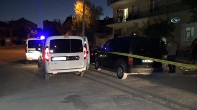 Karaman'da Parkta Oturanların Üzerine Silahla Ateş Edildi Açıklaması 2 Yaralı