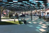 BORLU - Köprübaşı Yeni Meydanıyla Göz Kamaştırıyor