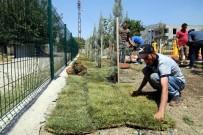 Lice'nin Çehresi Parklarla Güzelleşiyor