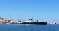 SİNEMA SALONU - Lüks Yata 9 Tankerle 700 Bin Liralık Akaryakıt Yüklendi