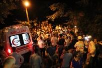 AHMET KARAKAYA - Maden Ocağında Mahsur Kalan İşçilere Ulaşıldı