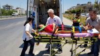 KÖPRÜLÜ - Manavgat 'Ta Trafik Kazası Açıklaması 4 Yaralı