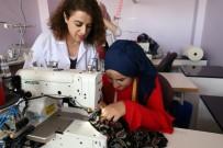 TEKSTİL ATÖLYESİ - Mardinli Kadınlar Kendi Markasını Üretti