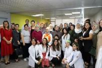 MUSTAFA YAMAN - Mardinli Kadınlardan Türkiye'ye Örnek Beslenme Okulu