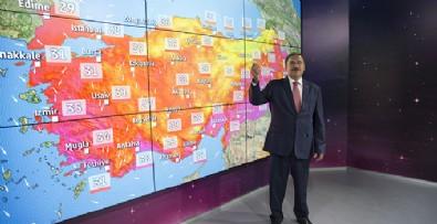 Bakan Veysel Eroğlu açıkladı! Meteoroloji TV geliyor