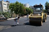 ASPENDOS - Muratpaşa Belediyesi, Asfalt Çalışmalarına Devam Ediyor