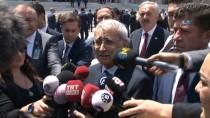 DURMUŞ YıLMAZ - TBMM Geçici Başkanı Yılmaz Açıklaması 'Mazbata Şu Anda Meclis Başkanlığı Makamında'