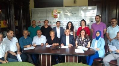 Trabzon'da STK'lardan Ortak 'Çocuk' Tepkisi