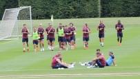 SLOVENYA - Trabzonspor Slovenya'da Hazırlıklarını Sürdürüyor