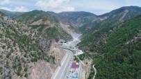 YAKIT TASARRUFU - Yeni Zigana Tüneli'nin Yapımı Yarılandı