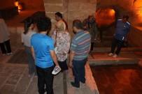 MEHMET ÇALıŞKAN - Yer Altı Kastelleri Ziyaretçileri Şaşırtıyor