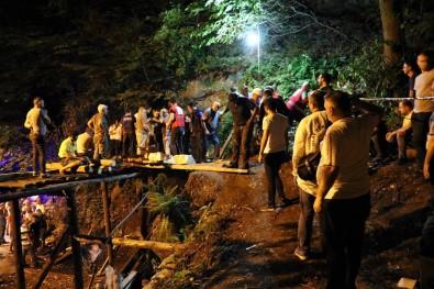 2 Kişiye Mezar Olan Kaçak Ocağın Sahibi Tutuklandı