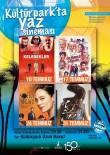 İSTANBUL FILM FESTIVALI - Açık Hava Sineması Keyfi Kültürpark'ta Başlıyor