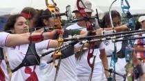 TÜRKIYE KUPASı - 'Açlık Oyunları'nın Kahramanından Etkilendi Avrupa Şampiyonu Oldu