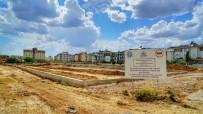 YAZ MEVSİMİ - Adıyaman'da Yapımı Süren Lukianos Parkı'nda Çalışmalar Hız Kazandı