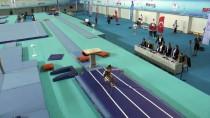 ÜMIT ŞAMILOĞLU - Artistik Cimnastik Dünya Kupası Sona Erdi