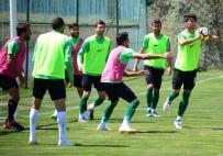 KONYASPOR - Atiker Konyaspor Yeni Sezon Hazırlıklarını Sürdürüyor