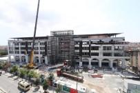 EGZERSİZ - Bağcılar Belediyesi'nin Yeni Hizmet Binası Yıl Sonunda Açılıyor