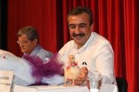 Başkan Çetin'e Yavru Ördek Hediye Ettiler