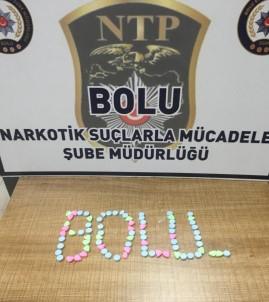 Bolu'da Uyuşturucu Operasyonu Açıklaması 2 Gözaltı