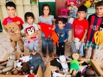 GIRNE - Ceylanpınar Damlacık Köy Okulu'na Anlamlı Yardım