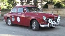 Çin Yolculuğundaki Klasik Arabalar Kapadokya'da