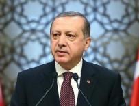 Cumhurbaşkanı Erdoğan'dan tren kazasıyla ilgili açıklama