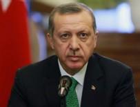 Cumhurbaşkanı Erdoğan taziye mesajı yayımladı