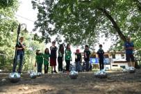 Doğada Yaşam Ve Gelişim Kampı'nda İlk Hafta Tamamlandı