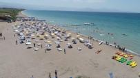 EDREMIT BELEDIYESI - Edremit Belediyesinden İkinci Halk Plajı