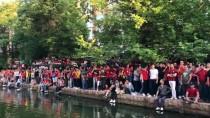PORSUK ÇAYı - Eskişehirspor'un 53. Kuruluş Yılı Kutlandı
