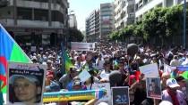 İSTİNAF MAHKEMESİ - Fas'ta 'Rif Hareketi' Mensuplarına Destek Gösterisi