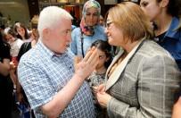 MOZAİK MÜZESİ - Fatma Şahin'den Esnaf Ziyareti