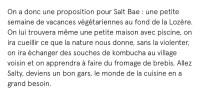 INSTAGRAM - Fransa'dan Nusret'e İlginç Teklif Açıklaması 'Fransız Köyünde 1 Hafta Vejetaryen Hayatı Geçir'