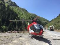 Helikopter Ambulans Haziran Ayında 44 Hasta İçin Havalandı