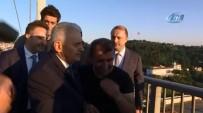 İNTIHAR - İntihar Teşebbüsünü Başbakan Yıldırım Önledi