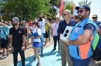 İznik Triatlonu Rekor Katılımla Başladı