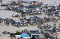 ŞİNZO ABE - Japonya'daki Sel Felaketinde Ölü Sayısı 64'E Yükseldi