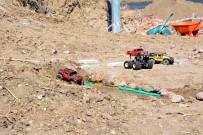 Karacabey'de 'RC Model Araç Yarışları' Başladı